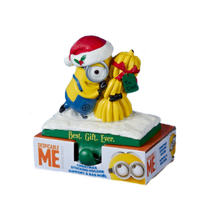Despicable Me stocking hanger