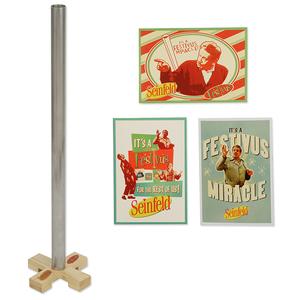 Tabletop Festivus Pole