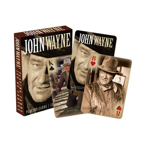 John Wayne Playing Cards