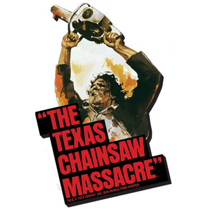 Texas Chainsaw Massacre Chunky Magnet