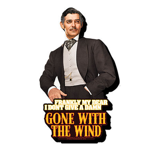 Rhett Butler Gone with the Wind Chunky Magnet