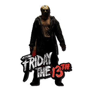 Friday the 13th - Jason Chunky Magnet
