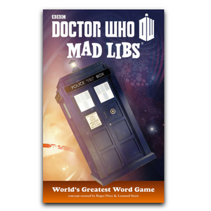Adult Mad Libs: Doctor Who