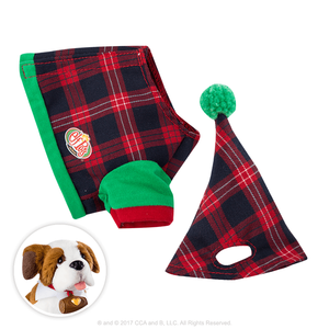Claus Couture Collection® Playful Puppy PJ's items