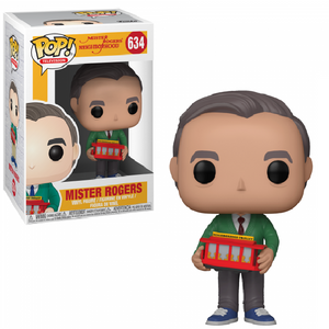 Funko Pop Mister Rogers Figure with Box