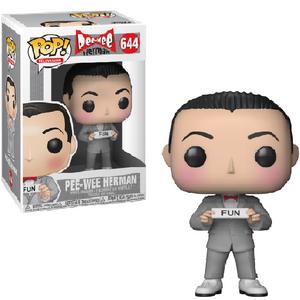 Funko Pop Pee-wee Herman Figure with Box