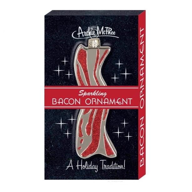 Bacon tree ornament bacon gifts canada for Bacon christmas tree decoration
