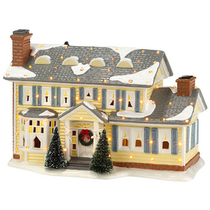 Department 56 Christmas Vacation Snow Village - Griswold House