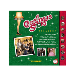 A Christmas Story Treasury - Autographed Book