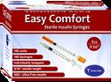 "Easy Comfort Syringes 30G 5/16"" 1cc (NDC 91237-0001-08) -Catalog"