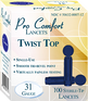 Pro Comfort Lancets 31G (NDC 50632-0007-12) -Catalog