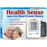 Health Sense Arm Blood Pressure Monitor -Catalog