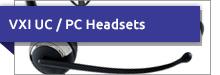 UC/PC Headsets