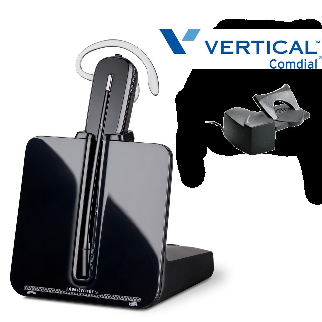 Vertical Edge 700 Bluetooth Adapter Module Vw E700 Bt New: Comdial Vertical Compatible Plantronics Wireless Headset
