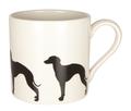 Mug Long dog standing