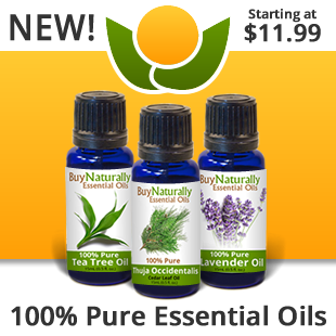 Buy Naturally Essential Oils