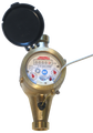 """1/2"""" NSF 61 Certified Lead Free Cold Water Meter with Pulse Output"""