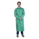 "TILLMAN 50"" GREEN WELDING SHOP COAT FLAME RETARDANT 6250-XL"