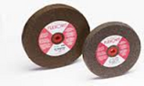 FLEXOVIT 8 X 1 X 1-1/4 ALUMINUM OXIDE BENCH GRINDING WHEEL A46 MEDIUM GRIT U5125