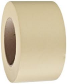 "General purpose masking tape is used for light duty bundling, holding items in place, and for flagging and marking. General purpose masking tape consists of a crepe paper backing and a rubber based adhesive system. The thickness and strength of the paper may vary, and the adhesive may have different properties as well. Hence, there are many types and grades of ""general purpose"" masking tape."