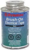 DYNATEX BRUSH ON ELECTRICAL TAPE 4 OZ BLACK 49412