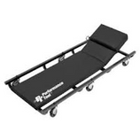 PERFORMANCE TOOL 40-INCH 6 CASTER CREEPER WITH ADJUSTABLE HEADREST - W85005