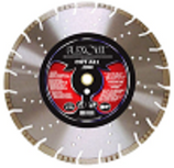 "FLEXOVIT 14"" X 125 X 20 MM ASPHALT, GREEN CONCRETE DIAMOND BLADE 44479"