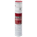 "Lincoln ED032589 Excalibur® 7018 MR® Electrode (1/8"" x 14"" / 10 lb can)  AWS: E7018 H4R / 6604451  There's a long list of reasons why operators are so loyal to Excalibur® 7018 MR®. They tell us they love the clean puddle, the square coating burnoff, the easy all-position handling and the excellent wash-in characteristics. It's a terrific choice for jobs that involve steels with poor weldability."