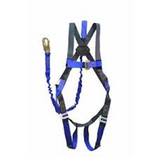 ELK RIVER CONSTRUCTION PLUS ONE D-RING HARNESS WITH 6' LANYARD  - 48113