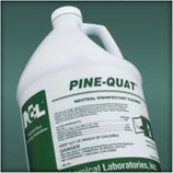 NCL PINE-QUAT CONCENTRATED LIQUID CLEANER / GAL - 0237