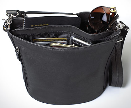Bucket Tote helps to organize your items and carry a pistol