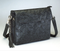 Black leaf design takes the concealed carry purse to a very high fashion