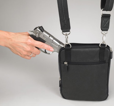 Immediate access to your concealed carry weapon