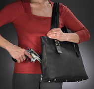 Quick access to self-protection from the concealed carry holster