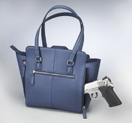 Beautiful tote for concealed carry and everyday use