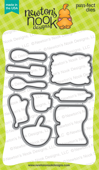Made from Scratch | Die Set | Newton's Nook Designs