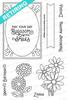 Garden Starter Stamp Set by Newton's Nook Designs