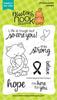 Newton's Support Stamp Set by Newton's Nook Designs