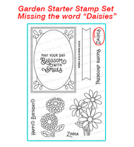 Garden Starter Imperfect
