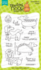 Dress Up Doxies Stamp Set by Newton's Nook Designs