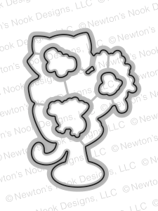 Newton's Birdbath Die Set by Newton's Nook Designs