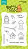 Tweet Talk - 3x4 Photopolymer stamp set by Newton's Nook Designs.