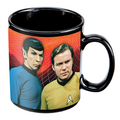 Star Trek Warp Speed 12 oz Ceramic Mug