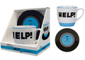 "Lennon And McCartney ""Help!"" Cup And Saucer"