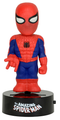 Marvel Spiderman Solar Powered Body Knocker By Neca