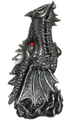 Smokin' Saurian Dragon Figure Incense Burner