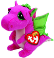 Ty Beanie Boo Darla The Dragon #084