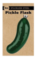 Island Dogs 8oz Pickle Flask