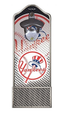 New York Yankees Illuminated Bottle Opener Cap Caddy