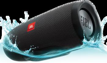 Parlante inalámbrico - JBL Charge 3 Bluetooth Resistente al Agua